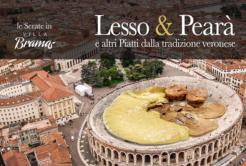 Venerdì 1 Marzo – Lesso & Pearà